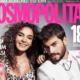 Интервью Эбру Шахин и Акына Акынозю для журнала COSMOPOLITAN