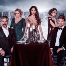 Турецкий сериал «Плотина/Baraj»: актеры и роли, сколько серий