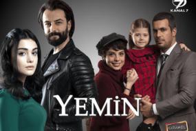 Турецкий сериал «Клятва/Yemin»: актеры и роли, сколько серий