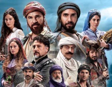 """""""Барбароссы. Меч Средиземноморья"""": актеры и роли, сколько серий"""